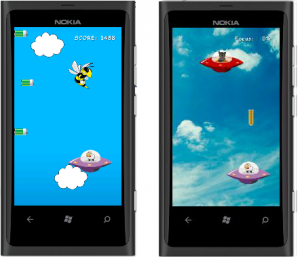 Space Sheep for Windows Phone7